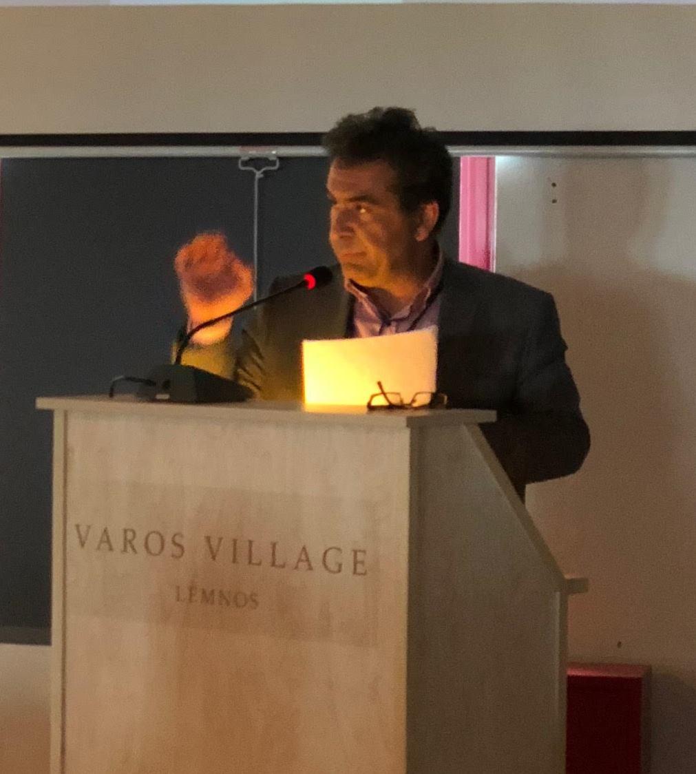 Prof Vlasidis